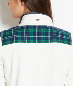Yuletide Plaid Shep Shirt