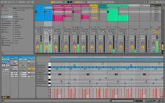 2019 Best Recording Software for Beginners | Sweetwater Ableton Live, Multitrack Recording, Recording Studio, Music Sequencer, Music Software, Studio Software, Digital Audio Workstation, Drum Machine, Alternative