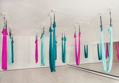 aerial yoga hammocks! come fly with us!!