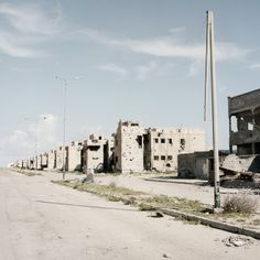 After The War – Libyan Cityscapes by Mads Nissen | Photographist - Photography Blog