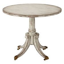 Vienna Round Pedestal Table