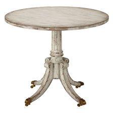 Vienna Round Pedestal Table