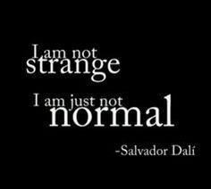 Image result for words of salvador dali
