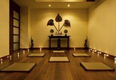 33 Minimalist Meditation Room Design Ideas | DigsDigs