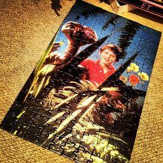 E.T. puzzle. Photo by veedubdeano