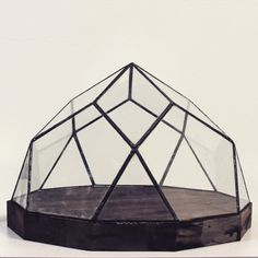 Amazing geometric crystal box by Geometrium #home #accessories