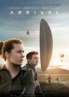 Nur bei uns seht ihr schon jetzt vorab das offizielle Filmplakat zum Film. Das Poster offenbart eine abgefahrene Sci-Fi Welt, die euch schnell gefangen nehmen wird. Exklusiv: Das Plakat zu Arrival mit Jeremy Renner ➠ https://www.film.tv/go/35523  #Arrival #Exklusiv #JeremyRenner