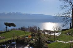 Boutique Hotel Villa Sostaga: great view on lake Garda