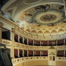 TEATRO COMUNALE GIUSEPPE VERDI - Pollenza (it is in Marche not in Emilia, just to say that Italy is all a Verdi's place)