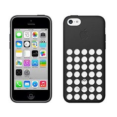 awesome APPLE iPhone 5C Case mf040zm/A negro