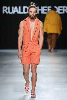 Ruald Rheeder Spring/Summer 2016 - Mercedes-Benz Fashion Week Cape Town | Male Fashion Trends