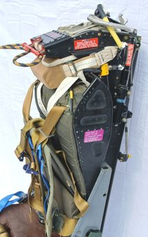 English Electric Lightning Ejector Seat - Silverstone Auctions