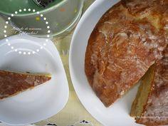 Bizcocho de manzana alemana French Toast, Breakfast, Food, Top Drawer, Apple Muffins, Recipes, Morning Coffee, Meals, Morning Breakfast