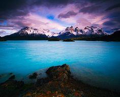 I dream of Patagonia.