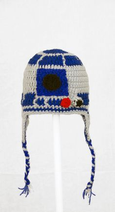 crochet star wars hat - Google Search