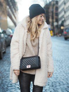 Lene Orvik winter style