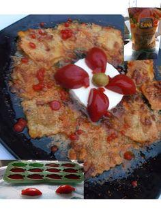 Reto de Julio Cocineros del Mundo y Giovanni Rana: Raviolis con ratas y caviar de tomatedel blogCosas de Jorge