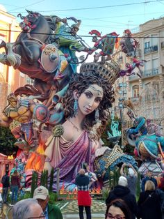 Fallas Shri Ganesh Images, Brazil Carnival, Festivals Around The World, Fantasy Places, Art Model, Beautiful Places To Visit, Art Festival, Beauty Art, Spain Travel