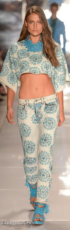 Colcci Spring Summer 2015 Ready-to-Wear §