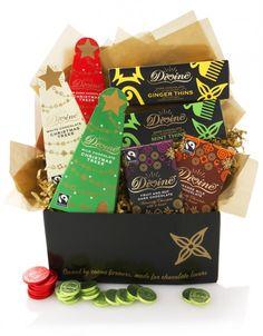 Christmas Goodies - Divine Chocolate