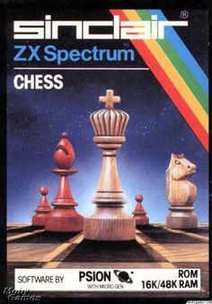 ZX Spectrum Games - Chess