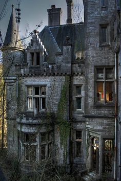 I would love to take a walk through this wonder deserted.