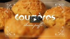 "This is ""Gougeres - Cheese Puffs"" by Home Cooking Adventure on Vimeo, the home for high quality videos and the people who love them."