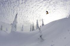 Billy Poole skiing Revelstoke, BC, Canada