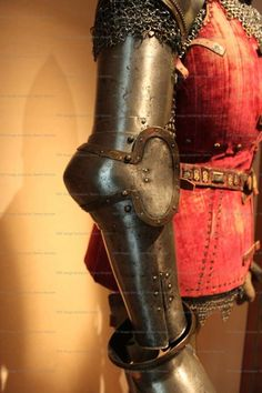 Arm Harness, MET, New York  1380-1410 ref_arm_218_004