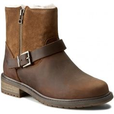 Botki EMU AUSTRALIA - Roadside W11296 Oak - Botki - Kozaki i inne - Damskie   eobuwie.pl Emu, Biker, Australia, Shoes, Fashion, Moda, Zapatos, Shoes Outlet, Fasion