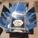 Autoconstrucción de Cocinas Solares | #Energias renovables - Renewable energy ecoagricultor.com