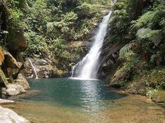 Cachoeiras em São Paulo - Cachoeira da Lagoa Azul