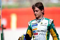 Lotus ART Esteban Gutierrez, Lotus Art, F1, Racing, Style, Fashion, Monaco Grand Prix, Sports, Running