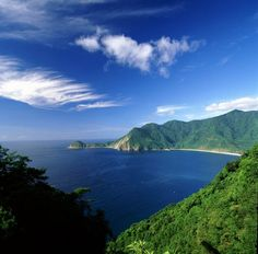 Taiwan east coast scenery.... take me back!!!