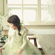 Sale 22% (20.99$) - Baby Children Girls Dress Princess Long Sleeve Tutu Skirt