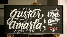 """Coca Cola Light - """"Elige lo que amas"""""""