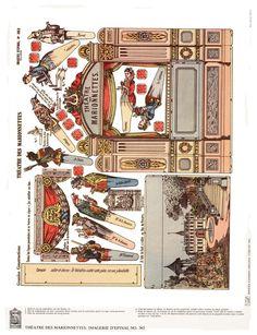 D'Epinal Theater no 363 from http://ilfavolosomondodicartaditoto.blogspot.com/2010/04/teatro-delle-marionette.html