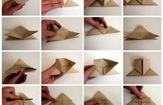 bastelanleitung lesezeichen selber machen bastelideen mit papier falten