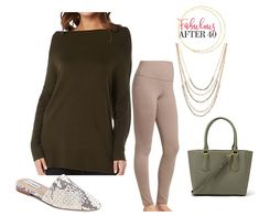 7e6ec95e8cd 306 Best How to Wear Leggings Over 40 images in 2019 | How to wear ...