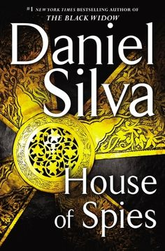 """OMG! It's finally July and time for a new Daniel Silva thriller featuring Gabriel Allon and his inimitable cast of amazing characters. Daniel Silva has never disappointed me. Ever! """"Hou…"""