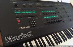 When Arturia recently announced and then released their latest V-Collection 4 of virtual instruments, and announced one of the new products would be a recreation of the venerable Oberheim Matrix-12, I was both overjoyed and impressed they had actually tackled this beast. I own one at present (see photo), so it's not like I was still lusting after ownership in the way I once did, but I do remember that feeling quite acutely.