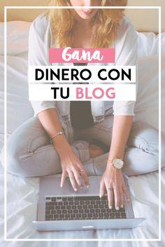 Cómo ganar dinero con tu blog o tu canal de youtube