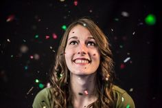 More from the confetti shoot