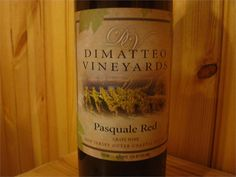 Pasquale Red...from Hammonton, NJ, my daughter-in-law's hometown. This is delicious!
