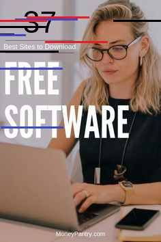 37 Best Sites Where You Can Download Free Software Full Version (Safely & Legally) - MoneyPantry Download all kinds of free software (Office, PDF Readers, Photo Editors, Word, etc) on these safe sites legally and easily... Best Sites, Photo Editor, Software, Pdf, Words, Makeup, Free, Make Up, Face Makeup