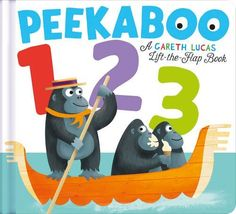 Peekaboo 123 / Peekaboo ABC by Gareth Lucas · Story Snug Toddler Books, Childrens Books, Pre-school Books, Book Reviews For Kids, Animal Antics, Kids Store, Book Nooks, Great Books, Fun Activities