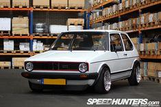 CAR FEATURE>> ULTRA CLEAN VW GOLF MKI GTI — Speedhunters