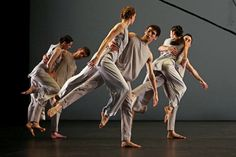 Review: Looking Back, With a Few Twists Still Trisha Brown Dance Company at Brooklyn Academy of Music (click pic for article)