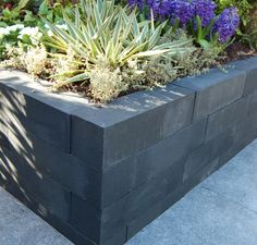 plantenbak wallblocks - Google zoeken