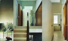 Peter Morris Architects Notting Hill Pad Victorian Terrace House, Notting Hill, Architects, Modern Furniture, London, Mirror, Places, Home Decor, Homemade Home Decor